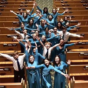 Young Voices Toronto choir